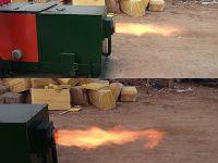 节能式生物质燃烧机